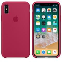 Чехол Apple iPhone Xs Max Silicone Case Hibiscus Copy