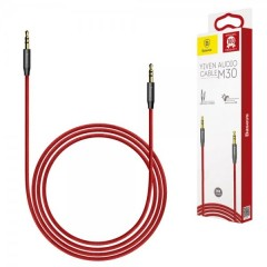 Кабель Baseus Yiven Audio Cable M30 1M Red/Black