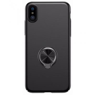 Чехол Baseus Ring Case  For iPhone X Black