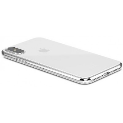 Чехол Moshi SuperSkin Exceptionally Thin Protective Case Crystal Clear for iPhone X