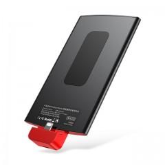 Внешний Аккумулятор Baseus New Energy Backpack Powerbank 4000mAh Black/Red