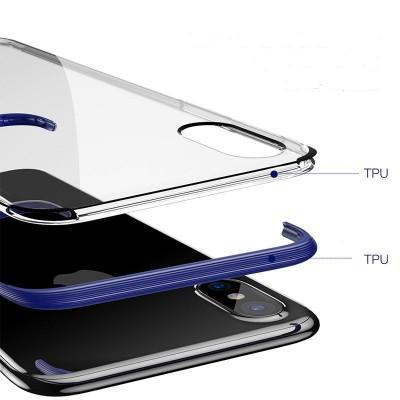 Чехол Baseus Armor Case For iPhone X Black