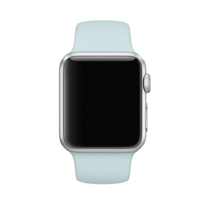 Ремешок Apple Watch 38mm Turquoise Sport Band (MLDH2)