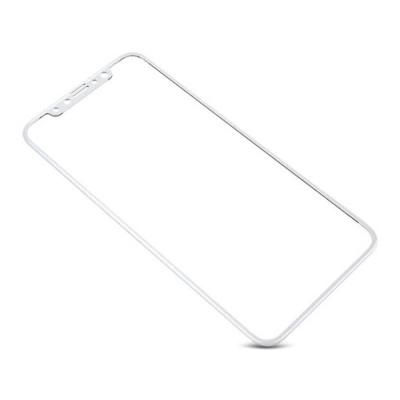 Защитное стекло Baseus 0.23mm PET Soft 3D Tempered Glass Film For iPhone X White