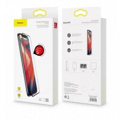 Защитное стекло Baseus Curved-Screen Protector 0.23mm For iPhone XR (Black)