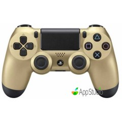 Sony PlayStation 4 Dualshock Controller Gold