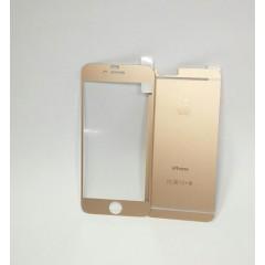 Защитное стекло magic Glass for iPhone 6 Gold
