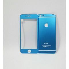 Защитное стекло magic Glass for iPhone 6 Blue metall