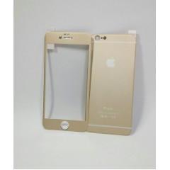 Защитное стекло magic Glass for iPhone 6 Gold metall