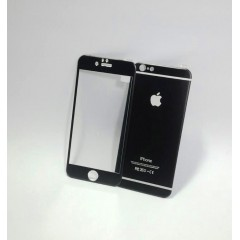 Защитное стекло magic Glass for iPhone 6 Black metall