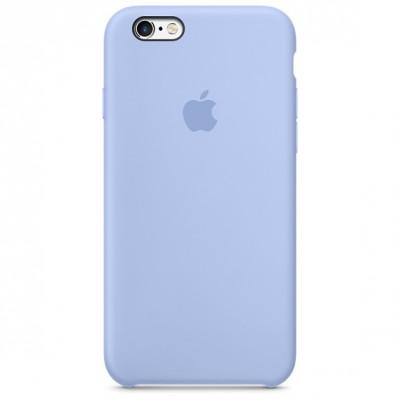 Чехол Apple iPhone 6/6S Silicone Case - Lilac Cream копия