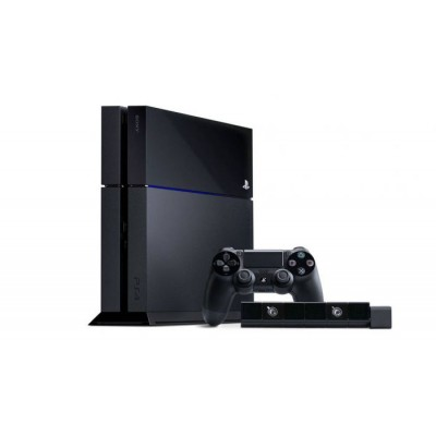 Sony PlayStation 4 (PS4) 500 Gb Black