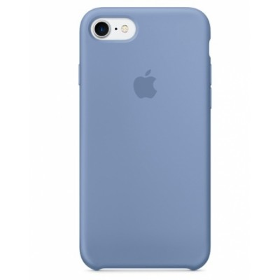 Чехол Apple iPhone 7 Silicone Case - Azure