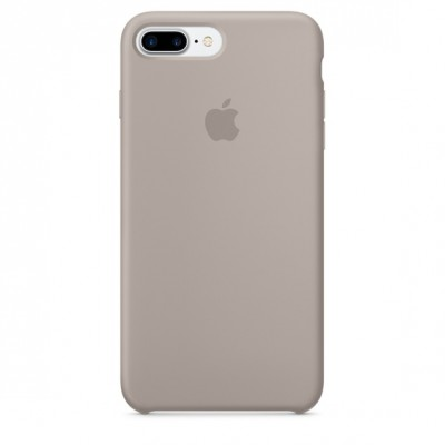 Чехол Apple iPhone 7/8 Plus Silicone Case - Pebble копия
