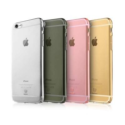 Чехол Baseus WERE Sky Case For iPhone 6/6S Plus Gold