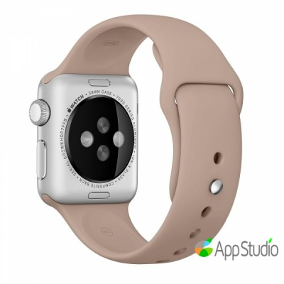 Ремешок Apple Watch 42mm Walnut Sport Band копия
