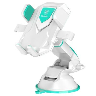 Автодержатель Baseus Robot Car Bracket With Sucker Cyan