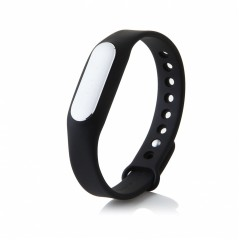 Фитнес трекер  XIAOMI Mi Band 1S Heart Rate Black