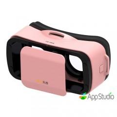 Очки виртуальной реальности LEJI MINI Pink