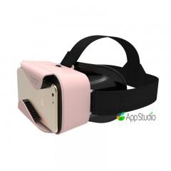 Очки виртуальной реальности VR SHINECOM3 Pink