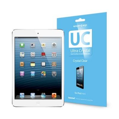 SGP Screen Protector Steinheil Series Ultra Crystal for iPad mini/iPad mini Retina